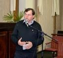 Presidente da ACCIAS fala sobre o Programa de Desenvolvimento de Getúlio Vargas para os vereadores