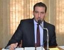 Vereador Daniel Fernandez solicita construção de quebra-molas e nova rótula na Av. Severiano de Almeida